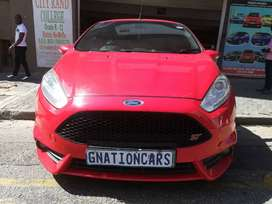 Ford Fiesta ST 2.0 manual 6 speed 2013 for sell