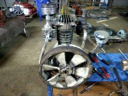 Ремонт поршневых компрессоров С-416 С-415 К-155 1101В5 ЛБ-50 LB-50 ГСВ