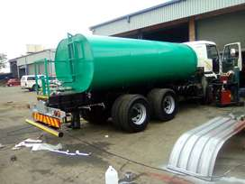 WATER TANKER MANUFACTURES