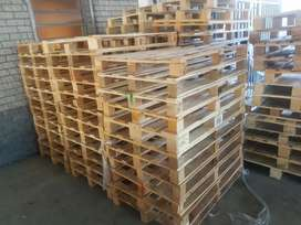 WOODEN PALLETS FOR SALE R80 EACH CAN DELIVER
