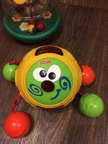 Игрушка веселый мяч от Fisher Price