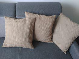 Poszewki na poduszkę jak Ikea kawa z mlekiem NOWE