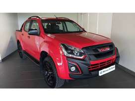 ISUZU  D-MAX MY19 300 D/CAB X-RIDER AT