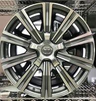 Новые оригинальные литые диски R18 5-150 Toyota LAND CRUISER 100/200