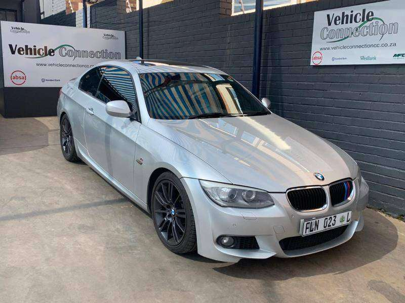 2010 BMW 3 Series 335i Coupe Sport Auto (e92)