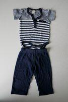 Детские бодик H&M и брюки Carter's
