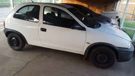 Opel Corsa with Racing Specs