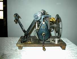 Antique Hand 35mm Projector