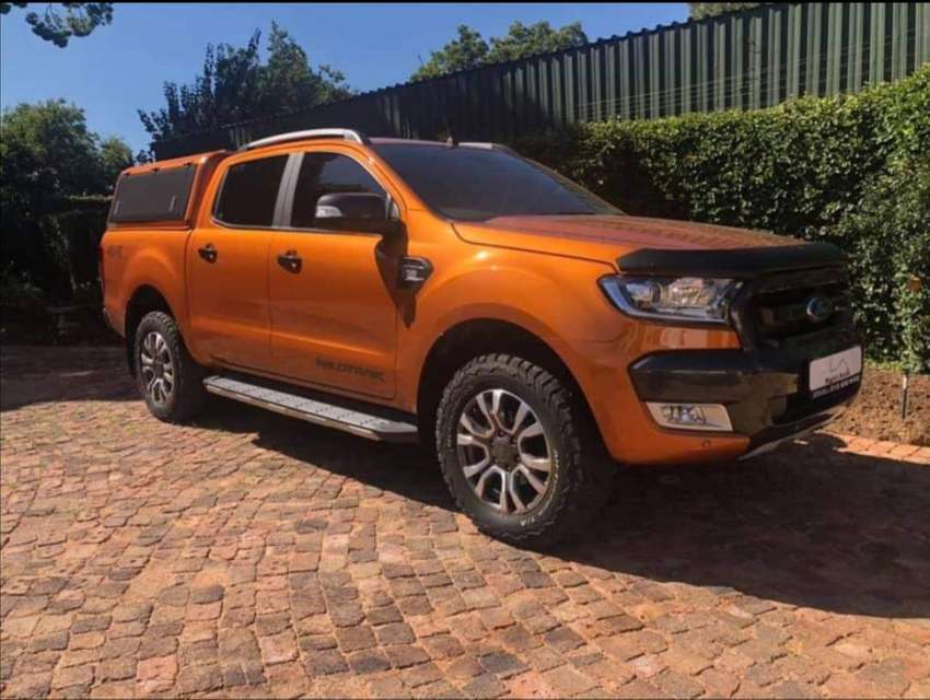 Ford Ranger Wildtrak 2017 0