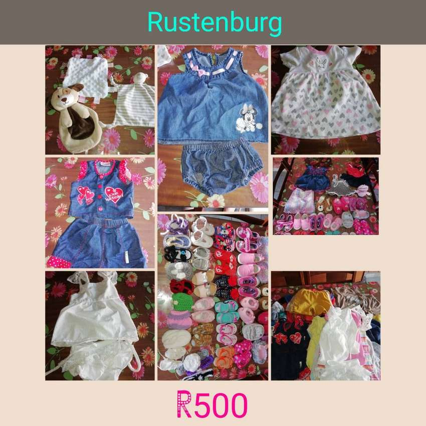 Baby clothes and shoes 0