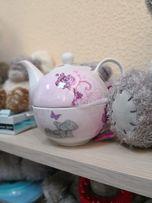 Заварник с чашкой для чая Me to you