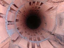 Frezowanie diamentowe kominów,montaż systemów kominowych SCHIEDEL