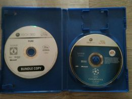 2 gry na Xbox 360