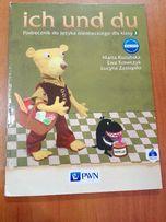 Podręcznik do języka niemieckiego Ich und Du klasa 2 z płytą