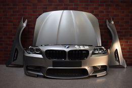 Бампер BMW 5 F10/F11/F07/F18/E60 M (M-Пакет, Sport)! Європа!