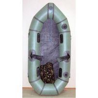 Резиновая надувная лодка Чайка Лисичанка 2 местная. Заводская гарантия
