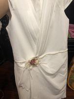 Продам детское нарядное платье бу