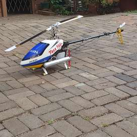 Align Trex 700 FBL Nitro pro Helicopter