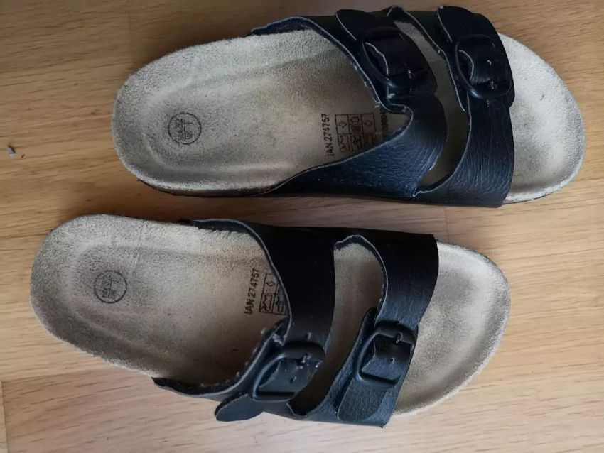 Dětské pantofle 33 0