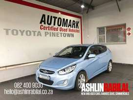 2015 Hyundai Accent 1.6 Fluid