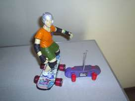 Radio Controlled Skateboarder.