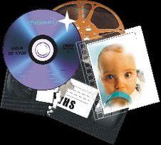 ПРОФЕССИОНАЛЬНАЯ ОЦИФРОВКА видеокассет, кинопленки, фотопленки