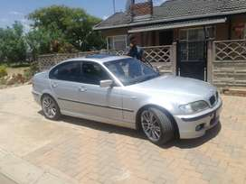 BMW E45 325i (M54 Engine 525i)