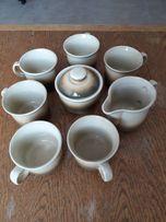 Stara porcelana zestaw dla 6 osób