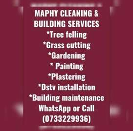 TREE FELLING and grass cutting.DURAL.PAVING AND BUILDIND MAINTENANCE.