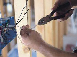 услуги электрика, электронщика, ремонт бытовой техники