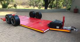 Lowback Trailers Recovery