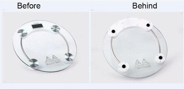 Весы напольные, электронные стеклянные ваги Matrix до 180 кг Харьков - изображение 5