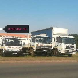Essential Services Truck Hire