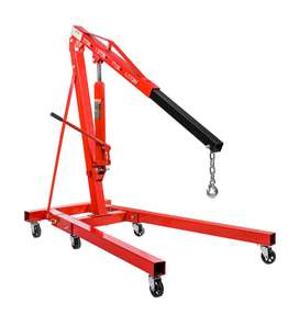 2 TON ENGINE CRANE
