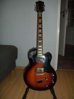 Gitara DeArmond M-65C z modyfikacjami sprzedam!!