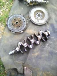 Image of Toyota 2.7vvti crank for sale