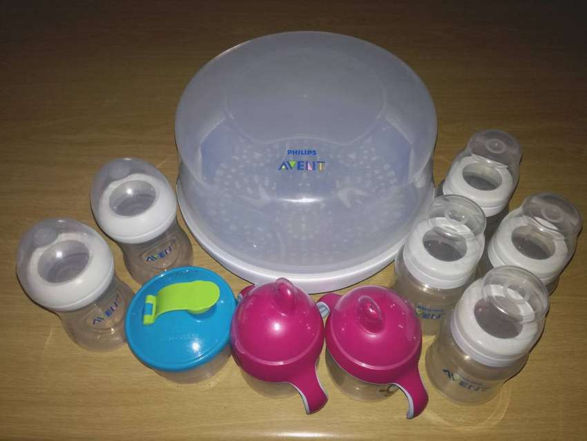 Avent Steamer, Bottles and Sippers 0
