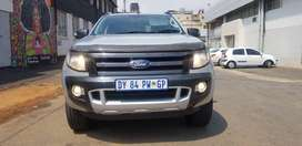 Ford Ranger 3.2D double cab Wildtrack
