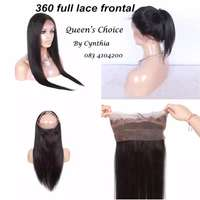 Image of QUEEN'S CHOICE 360 degree full lace frontal closure
