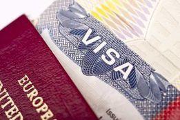 Виза/Регистрация/Работа в Европе