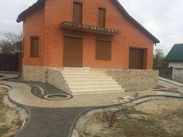 Строительство домов, коттеджей. Полный комплекс строительных услуг
