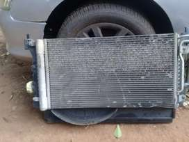 VW Radiator search for polo 6