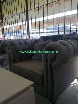 One seat Chesterfield Sofa