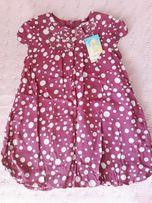 Плаття, сукня, сарафан, туника летнее платье на 2 года Fagottino