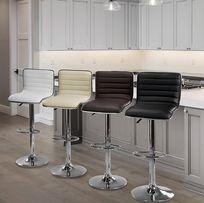 Барный стул Malva с регулированием высоты и вращением - Италия