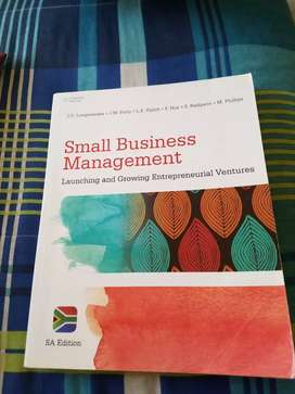 Small business management SA EDITION