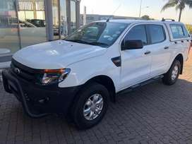 2014 Ford ranger 2.2 TDCI xl with 165 000km fsh with Ford