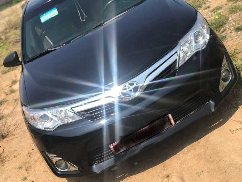 Camry spider 2014  LE 0