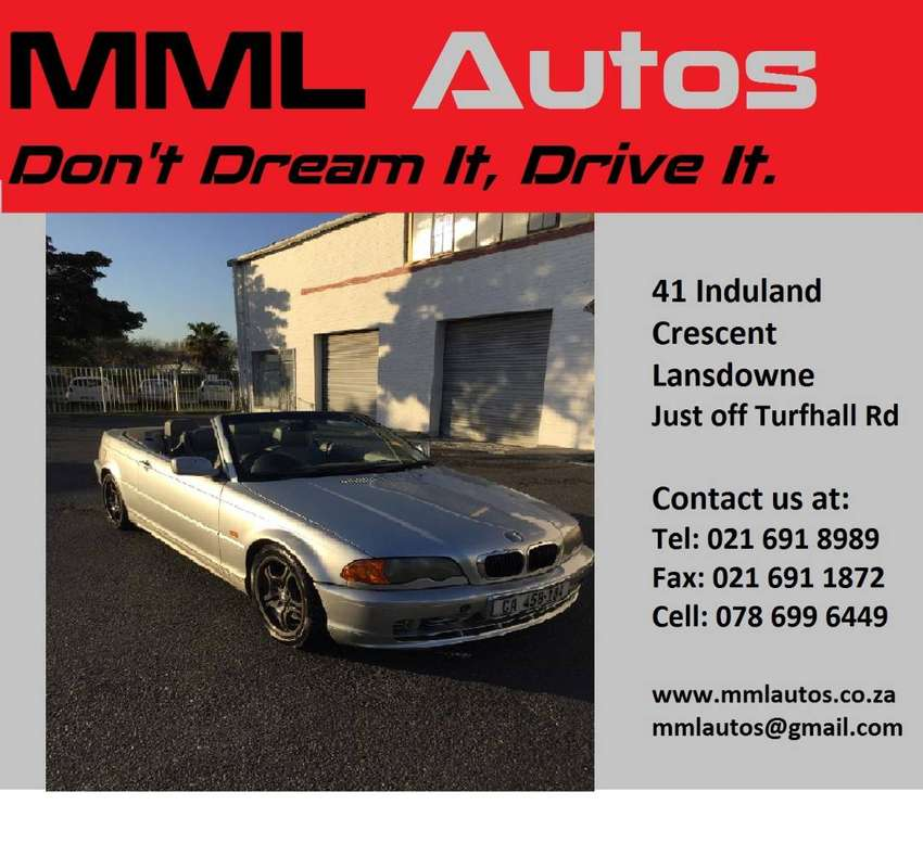 BMW 330i CONVERTIBLE AUTOMATIC 0