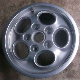 "16"" Porsche Teledial wheels narrow and wides"